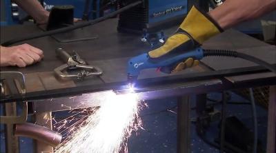 Современный принцип работы плазменной резки металла
