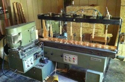 Процесс создание фрезерно-копировального станка своими руками