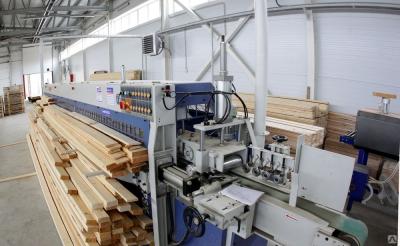 Высокопроизводительные автоматизированные линии сращивания древесины