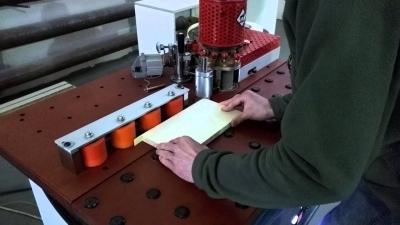 Самостоятельное изготовление кромкооблицовочного станка