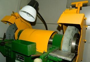Эксплуатация точильно-шлифовальных станков