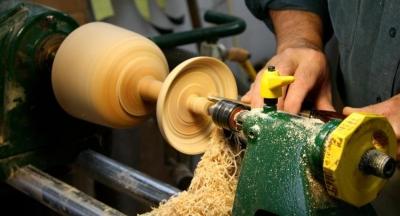 Азы деревообработки на токарном станке