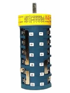 Переключатель пакетный (2-х скоростной)  NORDBERG CT-D-7100007