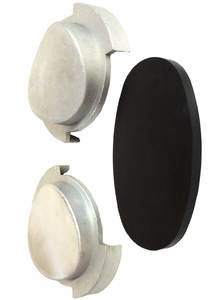 Вкладышей комплект для вулканизатора NORDBERG V1, V2 ЦБ-00001199