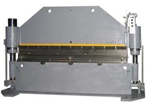 Пресс листогибочный гидравлический ИБ1424