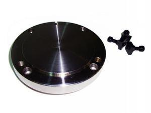 Фланец к поворотному столу HV6, с Т-образными гайками