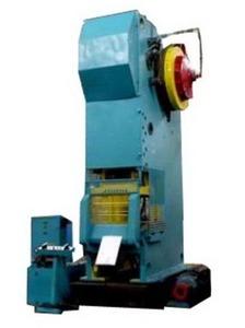 Пресс кривошипно-коленный чеканочный КВ8334.01