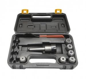 Цанговый патрон МТ2-ER25/6 PCS с набором цанг (4,6,8,10,12,16 мм)