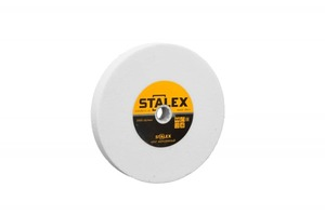 Круг абразивный Stalex 400х75х127 зернистость WA60(белый корунд)