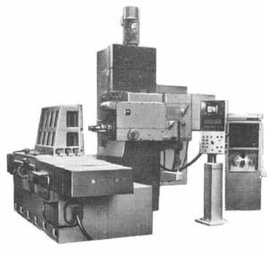 6Б443ГФ3 - Станки горизонтально-фрезерные консольные