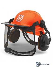 Шлем флуоресцентный Husqvarna 6 шт