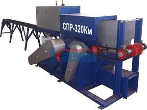 Станок для распиловки бревен СПР-320Км