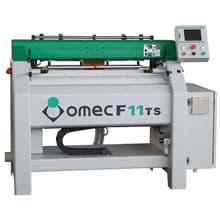 """OMEC F11TS - Шипорезный станок ( Для прямого ящичного шипа и шипа """"ласточкин хвост"""" )"""