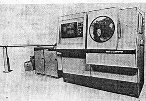 11Б25ВФ4 - Токарные автоматы одношпиндельные продольного точения