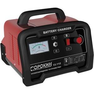 Зарядное устройство для аккумуляторов СОРОКИН Пускозарядное устройство 180А,12/24В, 220В
