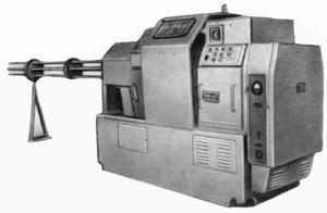 1216-6 - Токарные автоматы многошпиндельные  горизонтальные