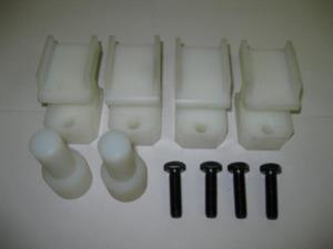 Sicam 1695400139 Комплект пластиковых адаптеров для литых дисков