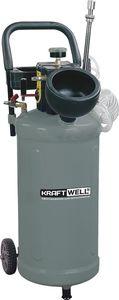 KraftWell KRW1910N Нагнетатель масла мобильный, с пневмоприводом