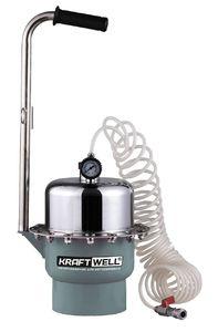 Устройство пневматическое для прокачки гидросистем автомобиля KraftWell KRW1883