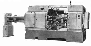 1265М-4 - Токарные автоматы многошпиндельные  горизонтальные