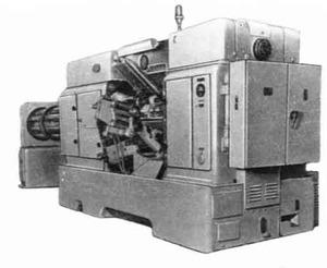 1265М-8 - Токарные автоматы многошпиндельные  горизонтальные
