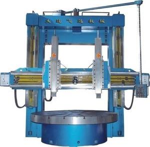 Двухстоечный токарно-карусельный станок DMTG C5225 с