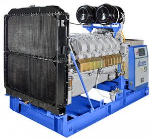 Дизельный генератор ТСС АД-320С-Т400-1РМ2 Linz