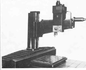 2554Ф2 - Координатно-сверлильный  станок