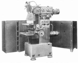 6712П - Станки фрезерные широкоуниверсальные (инструментальные)