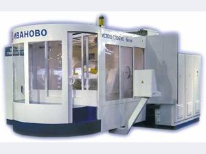ИС800 глобус - Станки многоцелевые горизонтальные фрезерные