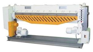 Листогибочная машина с ручным приводом прижимной балки МГЛ2-2000