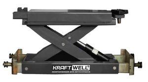 Траверса KraftWell KRWJ2N с ручным приводом