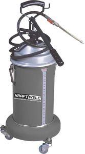 KraftWell KRW1798 Нагнетатель солидола мобильный с ручным приводом