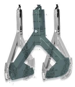 MEGA AB-300 Зажим для поднятия бочек