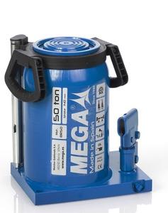 Домкрат бутылочный MEGA BR50 г/п 50000 кг.
