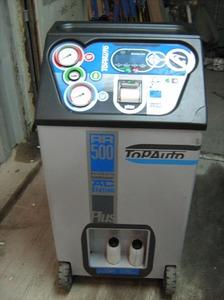TopAuto RR500-134PlusPR_после_ремонта Станция автоматическая для обслуживания систем кондиционирования