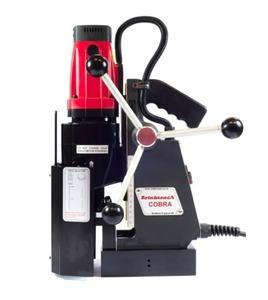 COBRA (МСС-65) -Магнитный гидравлический сверлильный станок,  диаметр сверления до 65 мм.