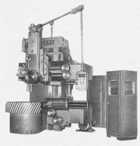 1512ПФ1 - Станки токарно-карусельные одностоечные