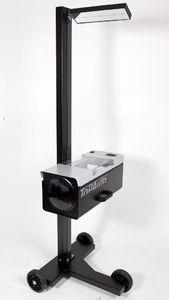 Прибор контроля и регулировки света фар усиленный TopAuto HBA26D_grey