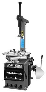Шиномонтажный станок автоматический KraftWell KRW24A/220