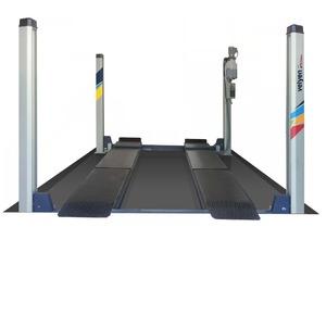 Velyen 4ED1600L Подъемник четырехстоечный г/п 5000 кг. платформы гладкие с люфт-детектором