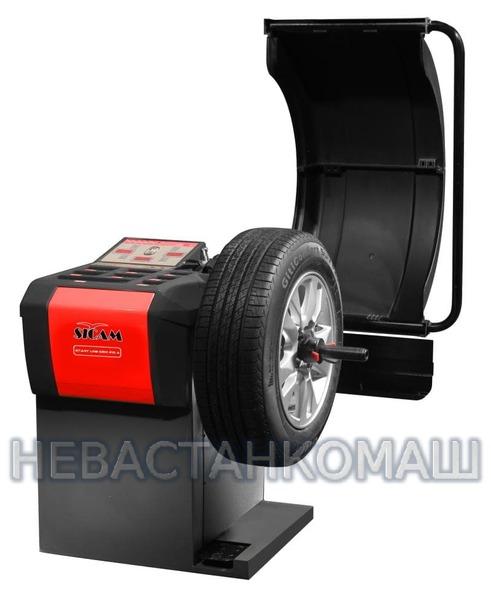 Балансировочный стенд полуавтоматический Sicam SBM210A  , рис.1