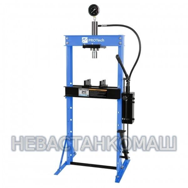 Пресс с ручным и ножным приводом ProTech SHP22PRO, рис.1