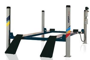 Velyen 4ED1600 Подъемник четырехстоечный г/п 5000 кг. платформы гладкие с вырезом под люфт-детектор