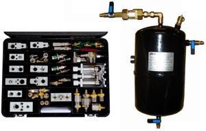 TopAuto RR10001390 Комплект для промывки A/C системы автомобиля
