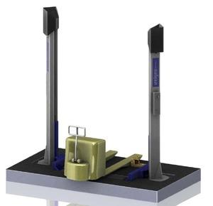 Velyen ESP00264 Подъемник двухстоечный г/п 2800 кг. электромеханический
