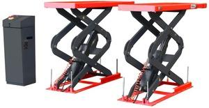 Red Line Premium R360SU Подъёмник ножничный короткий заглубляемый г/п 3600 кг.