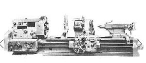163Н5 -  Станки токарно-винторезные
