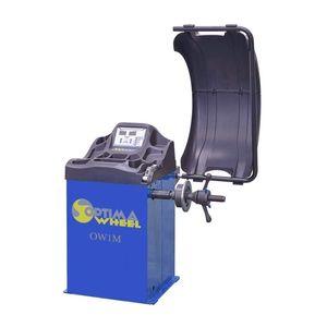 Optima OW1M Балансировочный станок с ручным вводом параметров