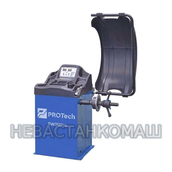 ProTech SW3MPRO Балансировочный станок с ручным вводом параметров